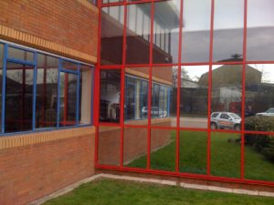 Privacy and Frosted Window Film - Wiltshire
