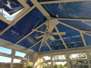 Conservatory Roof and Window Film